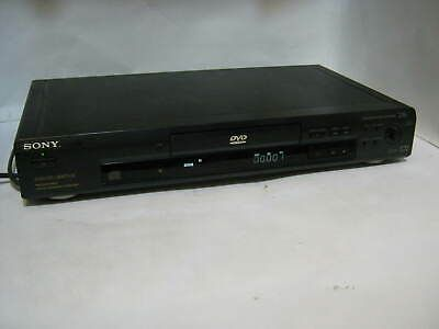 SONY-DVP-S335- cd dvd DVD & Blu-ray