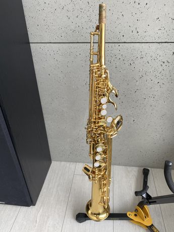 Saksofon Sopranowy Jupiter JPS 547 GL