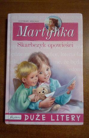Martynka Skarbczyk opowieści (duże litery)