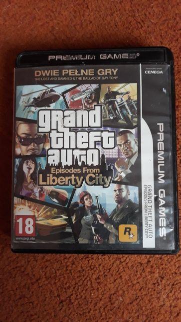 GTA epizodem from Liberty City 2 gry