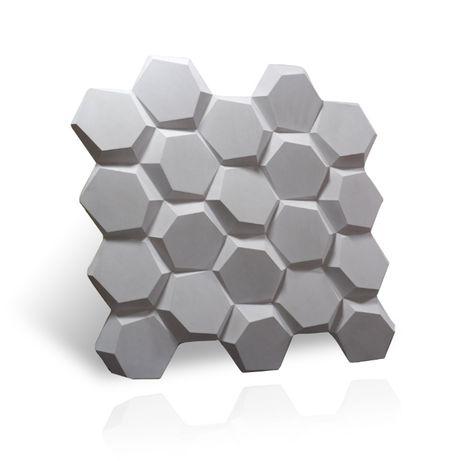 Panel 3D ***BRYLANT*** panele gipsowe kamień dekoracyjny