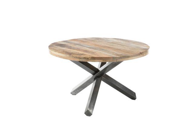 Stół indyjski - LOFT drewno MANGO - NOWY