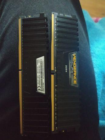 Ram ddr4 2x4 GB 3000Mhz Vengeance LPX