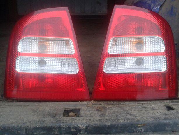 tył skoda octavia I lampy kombi/sedan