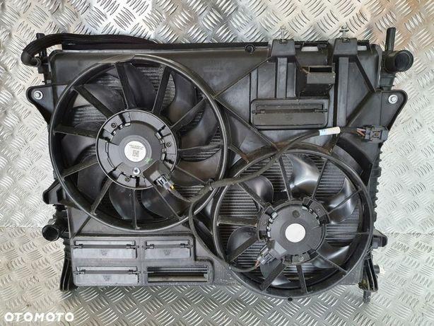 Mustang VI 6 18-21 GT 5.0 Wentylatory chłodnica