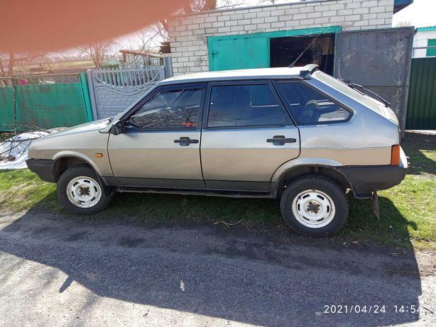 Продаю ВАЗ 2109 2003 года