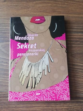Książka Sekret hiszpańskiej pensjonarki