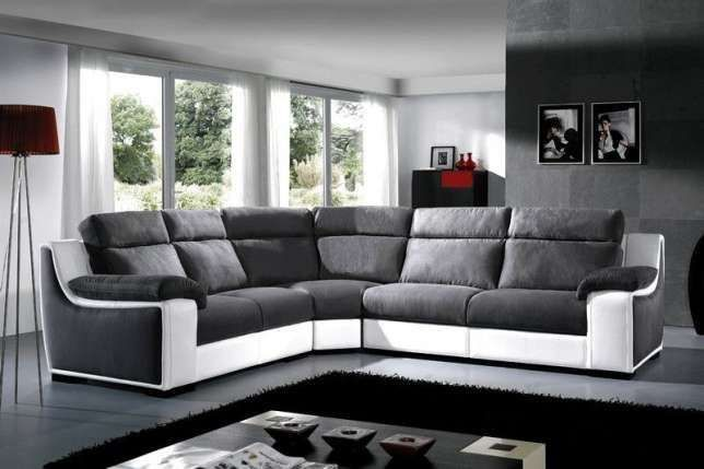 Sofa de canto Design & Confort