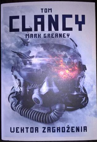 Tom Clancy - Wektor zagrożenia - cykl Jack Ryan