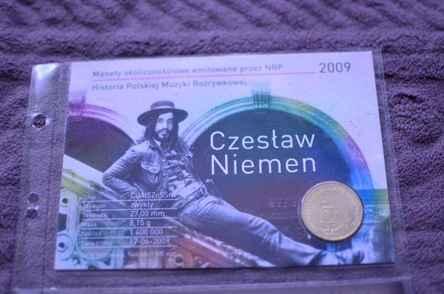 2zł Blister Czesław Niemen
