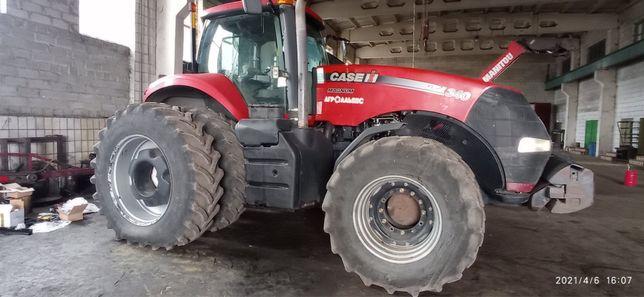 Трактор кейс магнум case magnum 340