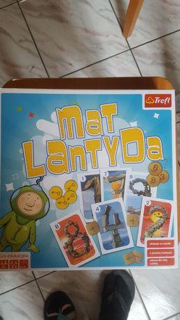 Matlantyda gra edukacyjna