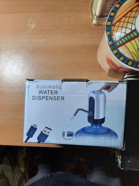 Электрический диспансер, помпа для воды Water Dispenser