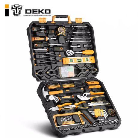 Набор инструмента Deko DKMT168