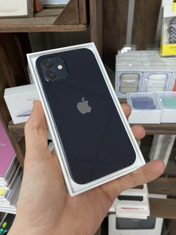 Apple iPhone 12 64 gb Black ИДЕАЛ! ГАРАНТИЯ от МАГАЗИНА!