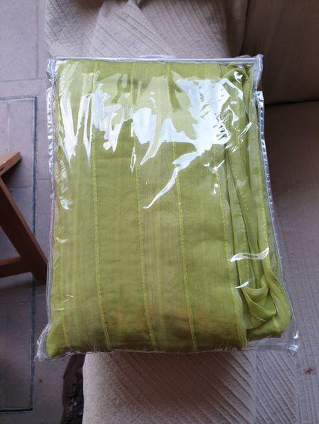 Cortinado verde