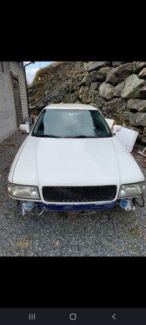 Audi Coupe Quattro 2,3 7A