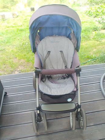 wózek spacerowy spacerówka składana babydesign sprint
