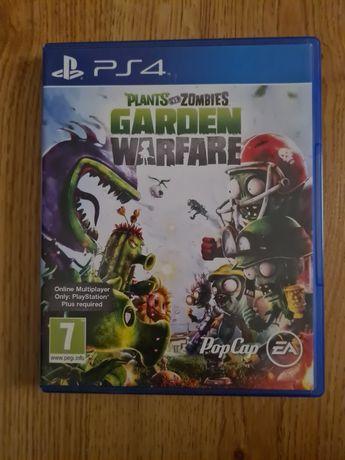 Plants vs Zombies Garden Warfare Playstation 4