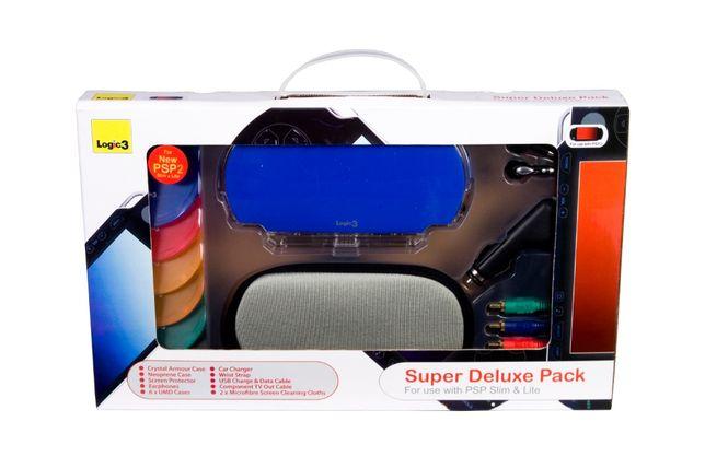 PSP Super Deluxe Pack ( PSP Slim & Lite )