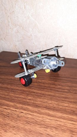 Самолёт-конструктор металлический