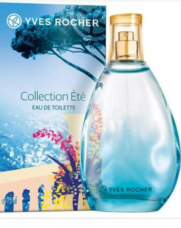 Yves roche woda toaletowa,perfumy Collection Ete,nowe