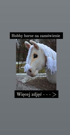 Wykonam konie hobby horse na zamówienie