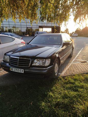 "Мерседес W140 S500, ""Кабан""."