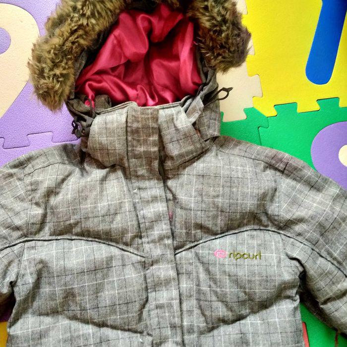 Damska zimowa kurtka firmy Rip Curl rozmiar M Kielce - image 1