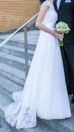 Suknia ślubna Gala Chloe 36