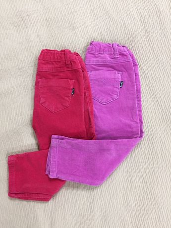 Джинсы-брюки Keds, размер 3г. Двойня