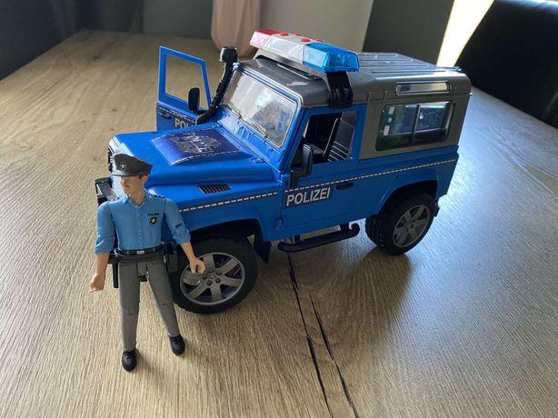 Полицейская машина bruder