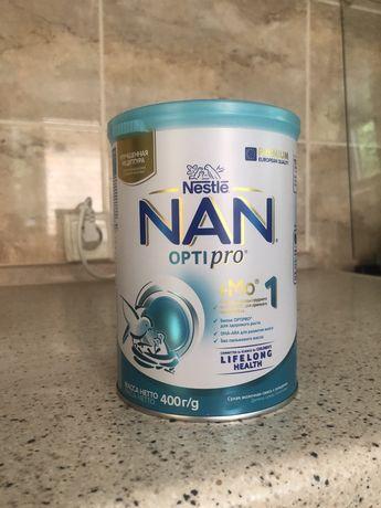 Сухая молочная смесь NAN 1 до 6 месяцев новая