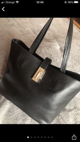 Skórzana torebka KAZAR