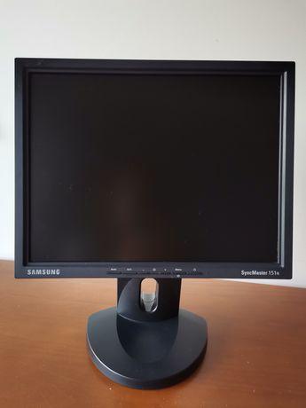 Monitor Samsung sync master 151N S cores