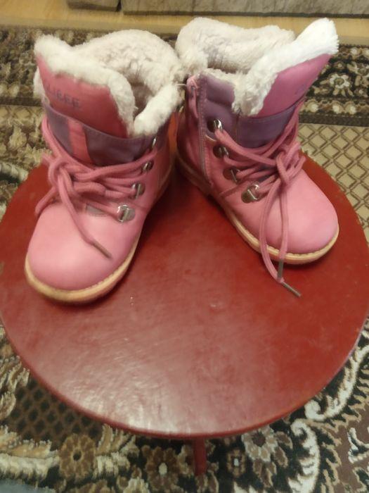 Зимние ботинки Боровая - изображение 1