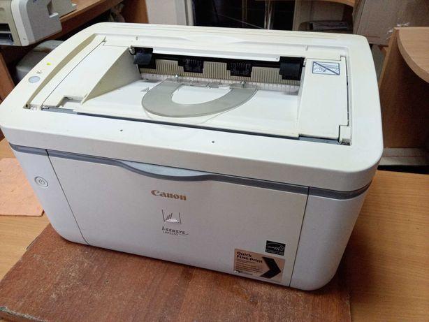 Надежный лазерный принтер Canon i-SENSYS LBP3250, полностью рабочий