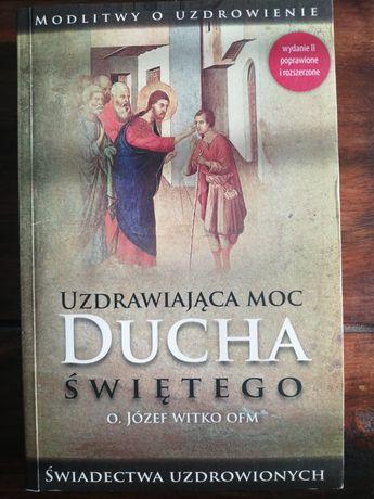 """Stan idealny O. Józef Witko """"Uzdrawiająca moc Ducha Świętego"""""""
