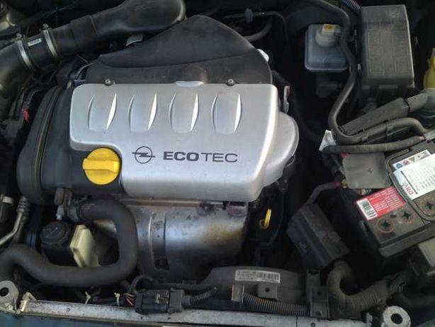 мотор двигун двигатель Opel Vectra B C  Z18XE