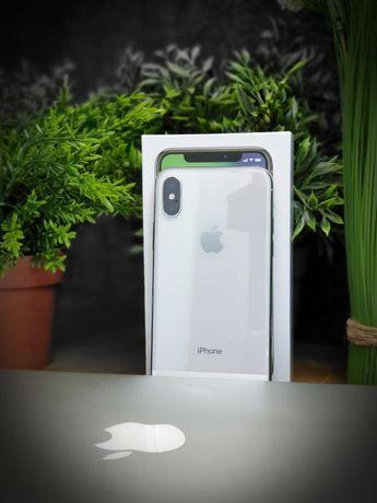Магазин iPhone X 10 64 silver Neverlock Original Гарантия до 12 мес