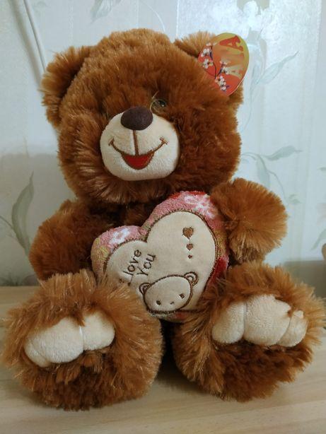 Интерактивная игрушка Медвежонок