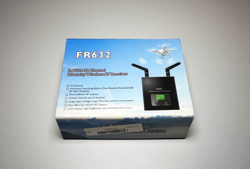 Видеоприемник FR632 5.8GHz Змиев - изображение 1