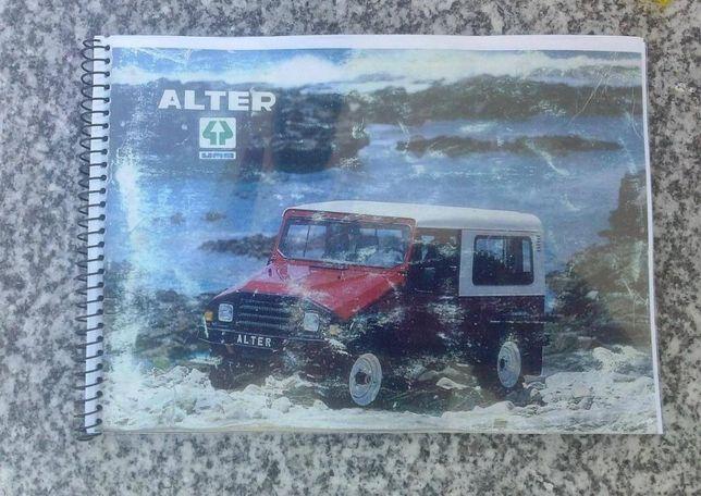 UMM Alter 2- manual proprietário português
