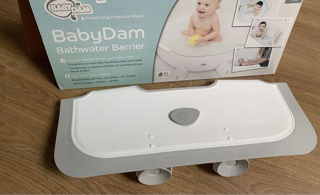 BabyDam Barreira Redutora de Banheira
