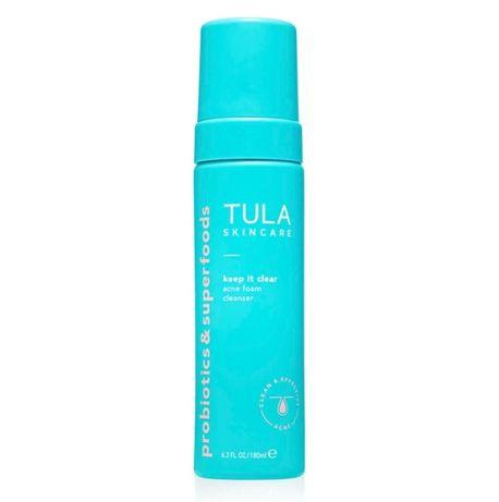 Tula Keep It Clear Acne Foam Cleanser – piankowy preparat oczyszczając