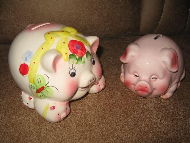 Свинки копилки.
