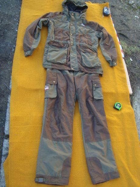 ubranie/ kurtka/ spodnie -Leśnika-ekologa Varde -roz L -Norwegia super