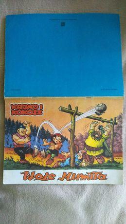 Kajko i Kokosz Woje Mirmiła Wydanie  1