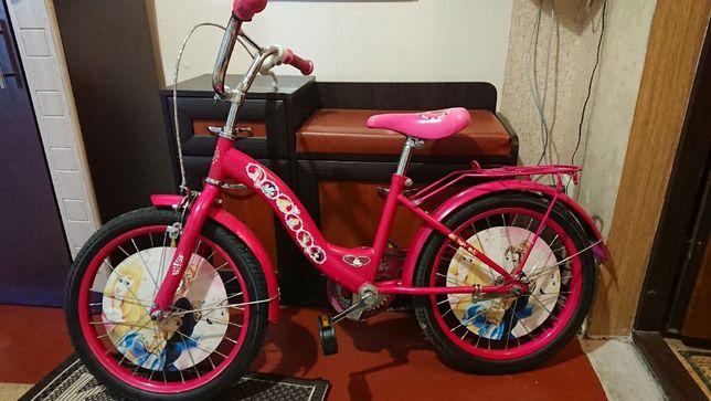 Детский велосипед, колеса 18 дюймов