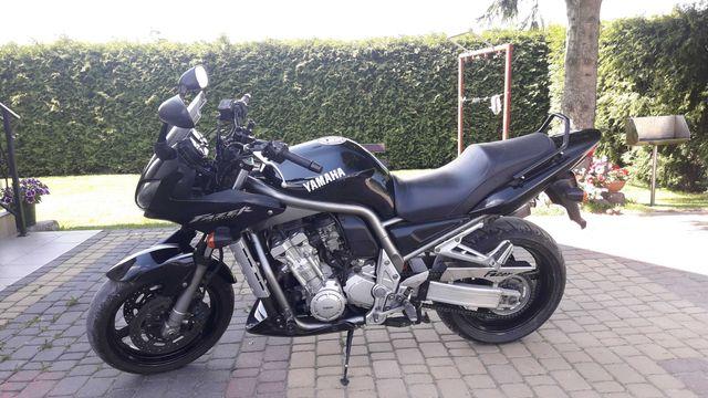 Yamaha Fazer FZS 1000